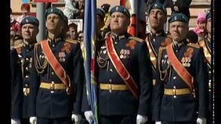 Парад Победы в Улан-Удэ  9 мая 2018 года