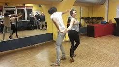 Clara und Gregorio Salsa Workshop  (tanzbar Bonn )