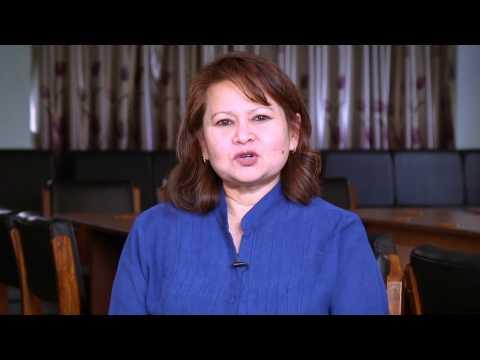 CRF Nepal: Savita Malla, Advocacy and Communication Specialist, NNFSS