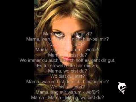 Клип Lafee - Wo Bist Du (Mama)