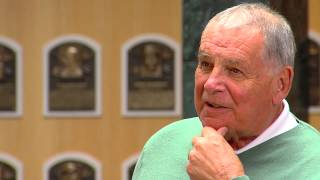 Bobby Cox Interview Teaser - 2014 Baseball Hall of Fame Inductees
