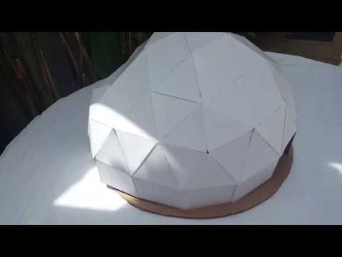 Construcción Del Prototipo Del Planetario Del Colegio Humboldt Caracas