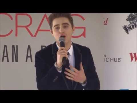 Harrison Craig - Unchained Melody (Live @ Westfield Penrith, Sydney)