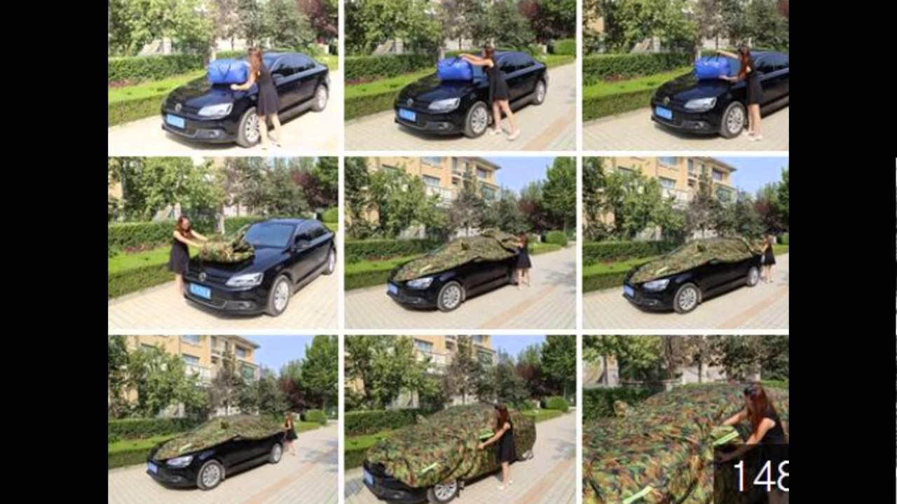 Hail Protection Car Cover >> Hail protection car cover-Cangzhou Shengguan - YouTube