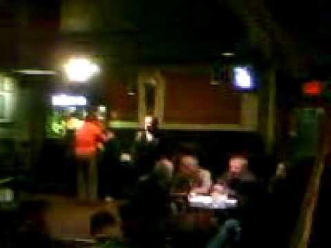 Stan the drunken cab man from Nanaimo!!!! Does Karaoke!!