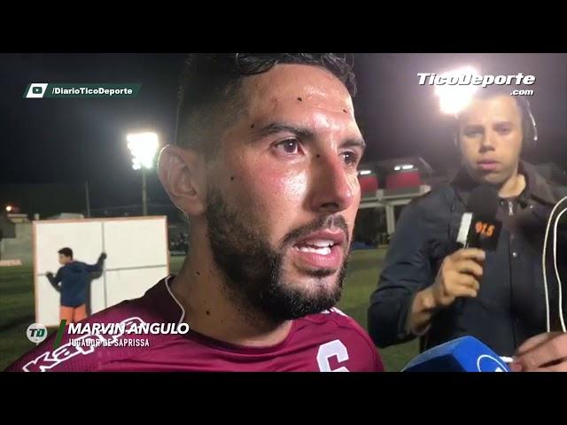 Marvin Angulo critica a los árbitros que no lo protegen
