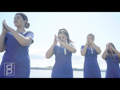 Tokelau Girls dancing to LogTronix by Nase Foai