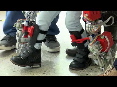 CSIC Exoskeleton for Kids