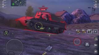 World of Tanks Blitz - Type 61 gameplay