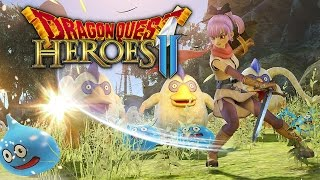 Dragon Quest Heroes II - Combat Gameplay Preview