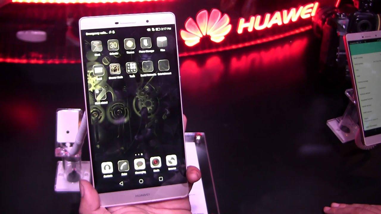 Tinhte.vn - Trên tay Huawei P8max