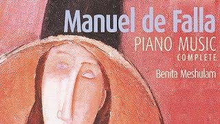 De Falla: Piano Music Complete