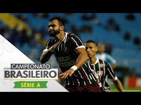 Melhores Momentos - Avaí 0 x 3 Fluminense - Campeonato Brasileiro (21/06/2017)