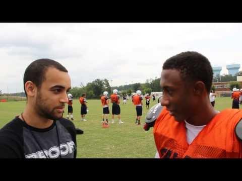 Brandon Polk (Briar Woods): Viva Loudoun Football Scouting Report No. 1 WR