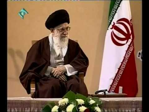Seyed Ali Khamenei Meeting with Families of Martyrs and Veterans in Kermanshah -  Oct 13, 2011