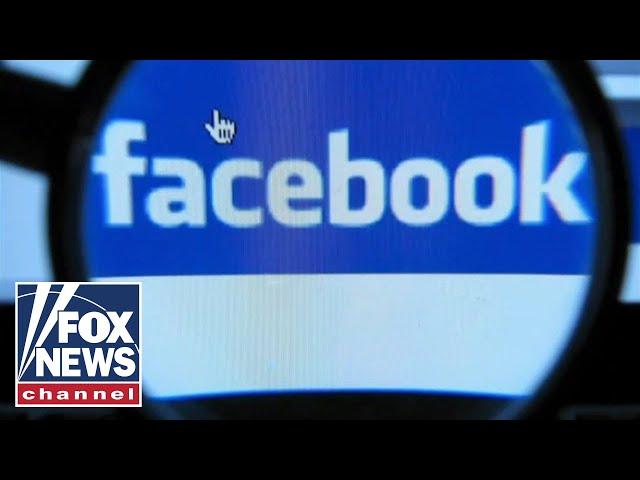 Concha slams Facebook, Twitter\'s \'political agenda\' after banning Trump