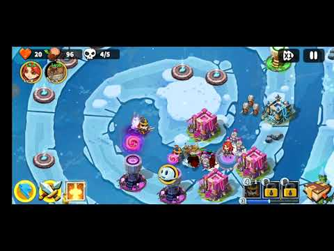 Game Hero Defense King || Chinh Phục Stage 26 |