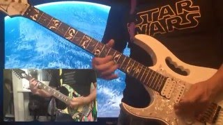 STAR WARS: THE THRONE ROOM THEME, ULTIMATE GUITAR VERSION!