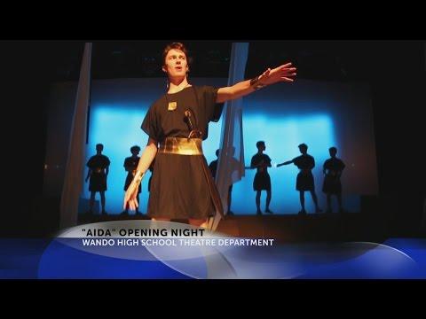 Wando High School Performs Aida