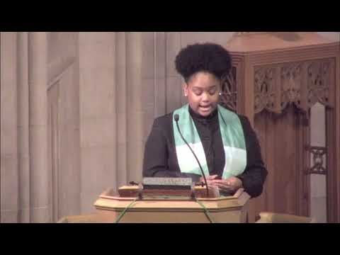 """Necessary Truth"" - The Rev. Jackie Nelson - November 25, 2018"