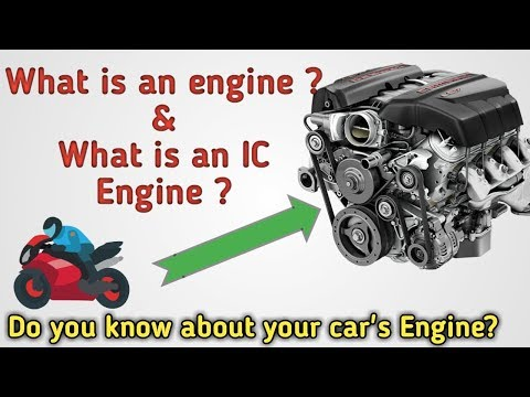 What is an IC engine || definition of an internal combustion engine BY techzauto