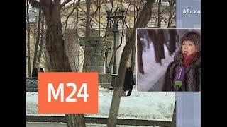 Смотреть видео В Москве ожидается усиление мороза - Москва 24 онлайн