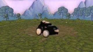 Spore Creature Creature - Toy Car Dance