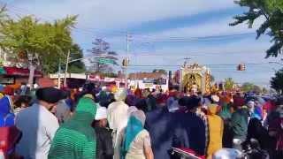 Nagar Kirtan - Gurdwara Sant Sagar NY - October 25, 2014