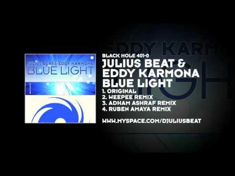 Julius Beat & Eddy Karmona - Blue Light