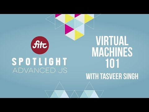 Virtual Machines 101