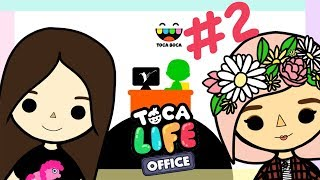 TOCA LIFE OFFICE - That's a cubicle - (Bonus Vidiocy)