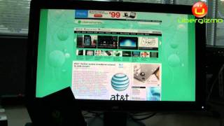 Boxee Box Browsing the web