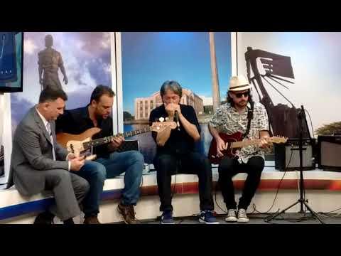 Gonzalo Araya & Los colegas del blues - Canja musical