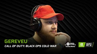 Call of Duty: Black Ops Cold War cu Gereveu #RTXON