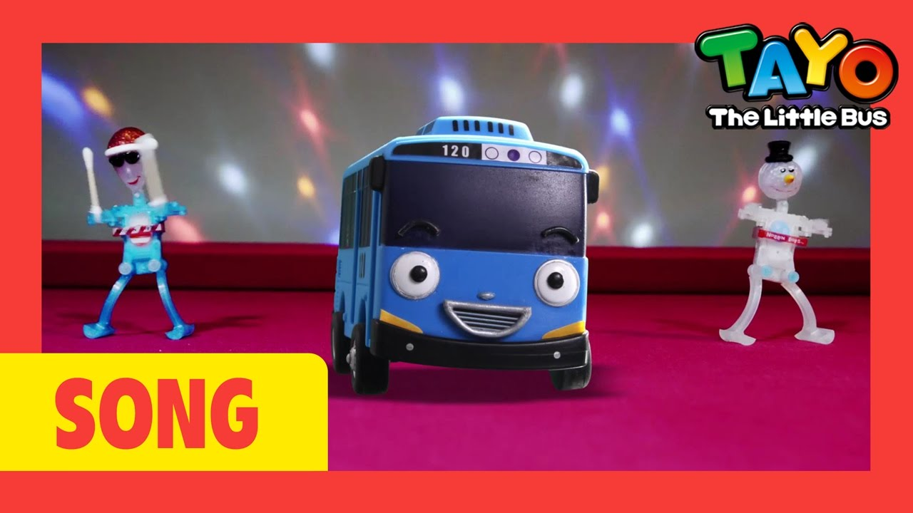 Yankee Doodle and more (30mins) l Nursery Rhymes l Tayo the Little Bus