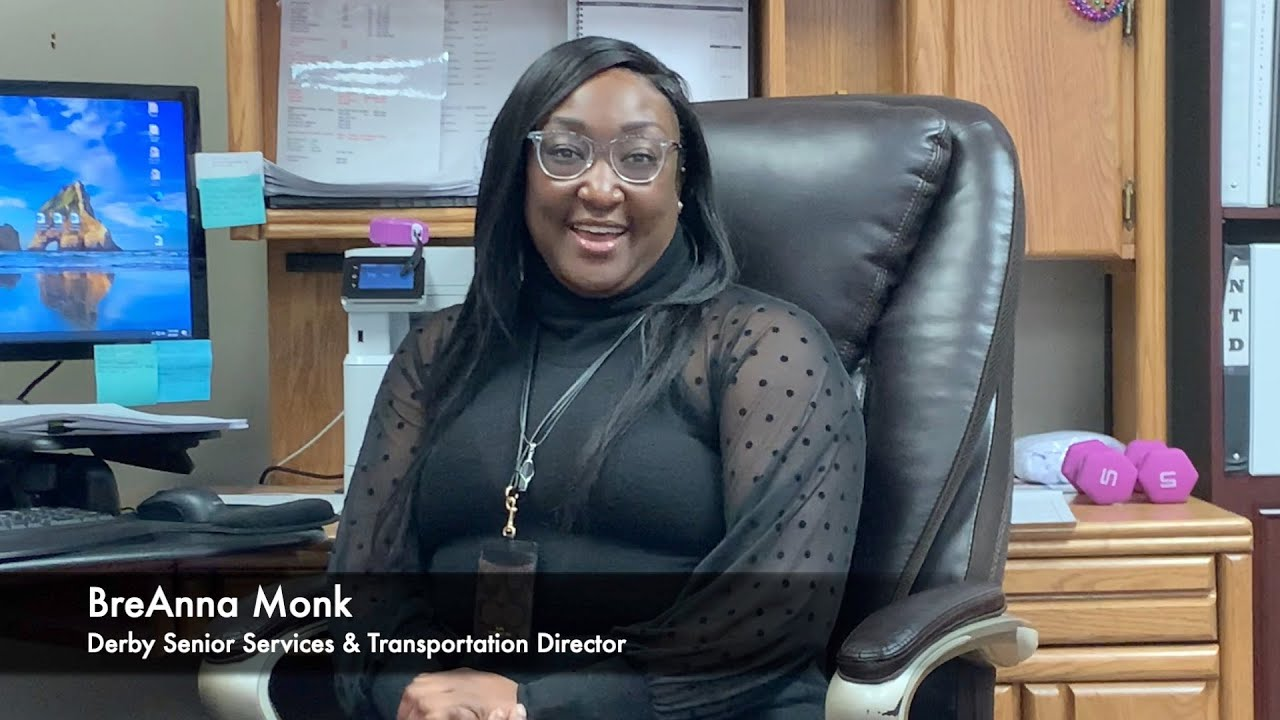 BreAnna Monk's Experience as a DCF Grant Recipient