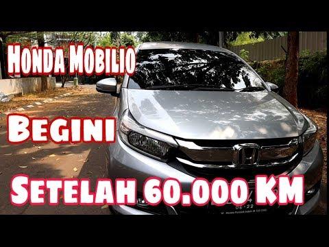 Honda Mobilio Setelah 60.000 Km, Begini Kondisinya.