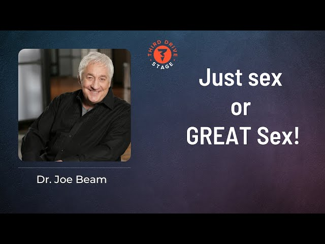Interview with Sexologist Dr. Joe Beam
