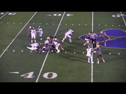 LT Tupola senior highlights #2 orem high school c/o 2017
