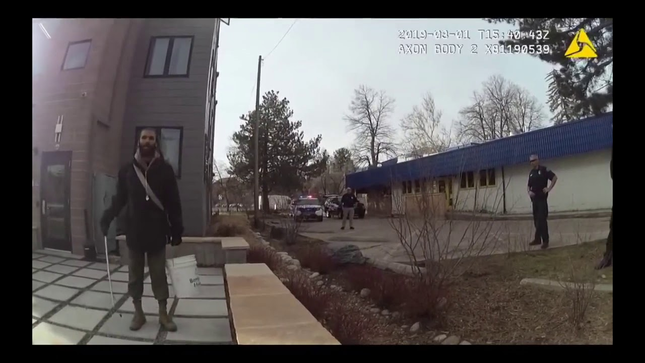 Colorado cop harasses man picking up trash (body cam video)