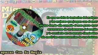 El Precio De Un Error - Miguel Durán Jr. (1994) ||LETRA||