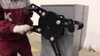Универсальный стенд для разборки двигателей Р-642