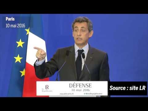 Sarkozy Encense Le Maroc Et Tacle L'Algérie…
