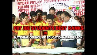 FIIT JEE Students Best Ranks in National Council of Educational Research Exam | Studio One