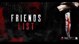 FRIENDS LIST