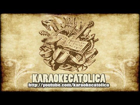 Karaoke A la Asunción de Nuestra Señora [Comunión]