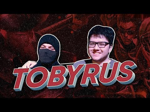 Tobias Fate & Dyrus = Tobyrus, The Unstoppable Duo