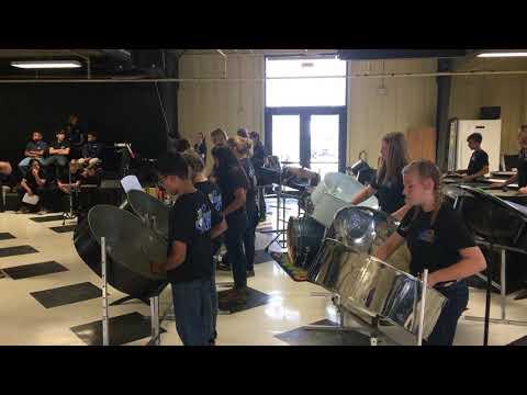 Havana  - Bok Academy Steel Drums 3-14-19