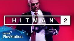 Hitman 2 angezockt! Agent 47 ist zurück | PS4 Pro Gameplay