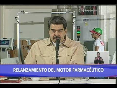 Maduro: 5 mil millones de dólares destinados a medicinas están secuestrados por EEUU
